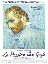 Affiche de La Passion Van Gogh