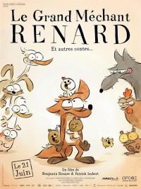 Affiche de Le Grand Méchant Renard et autres contes