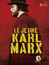 Affiche de Le Jeune Karl Marx