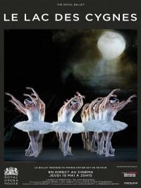 Affiche de Le Lac des Cygnes (Royal Opera House)
