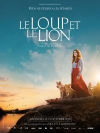 Affiche de Le Loup et le lion