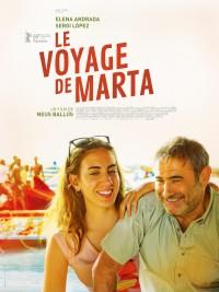 Affiche de Le Voyage de Marta