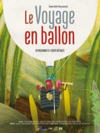 Affiche de Le Voyage en ballon