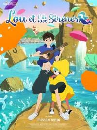 Affiche de Lou et l'île aux sirènes