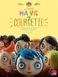Affiche de Ma vie de Courgette