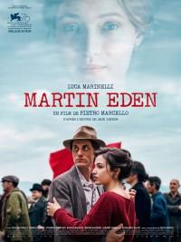 Affiche de Martin Eden