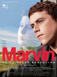 Affiche de Marvin ou la belle éducation