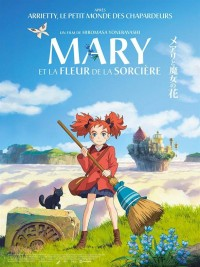 Affiche de Mary et la fleur de la sorcière