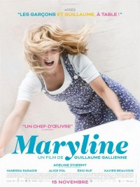 Affiche de Maryline