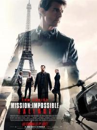 Affiche de Mission Impossible - Fallout