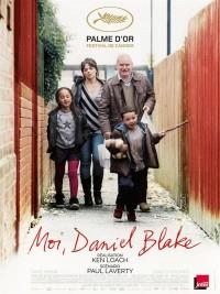 Affiche de Moi, Daniel Blake