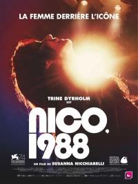 Affiche de Nico, 1988