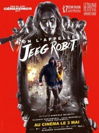 Affiche de On l'appelle Jeeg Robot