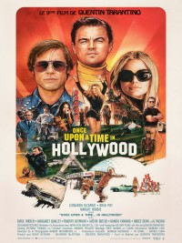 Affiche de Once Upon a Time… in Hollywood