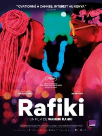 Affiche de Rafiki