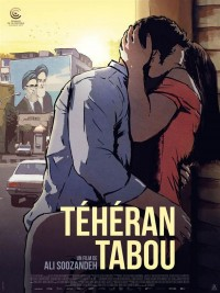 Affiche de Téhéran Tabou
