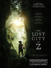Affiche de The Lost City of Z