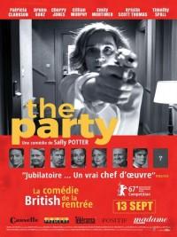 Affiche de The Party