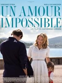 Affiche de Un amour impossible