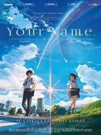 Affiche de Your Name