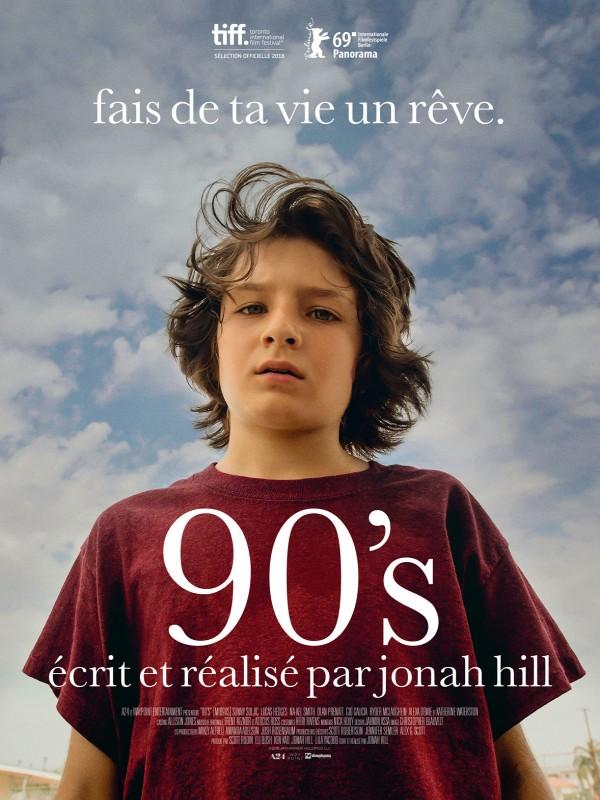 Affiche de 90's