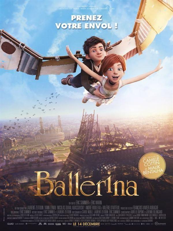 Affiche de Ballerina