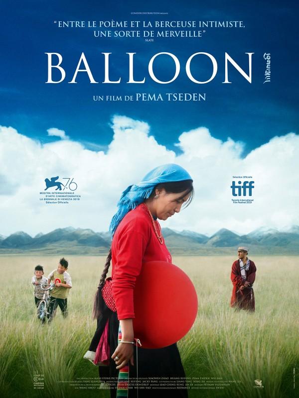 Affiche de Balloon