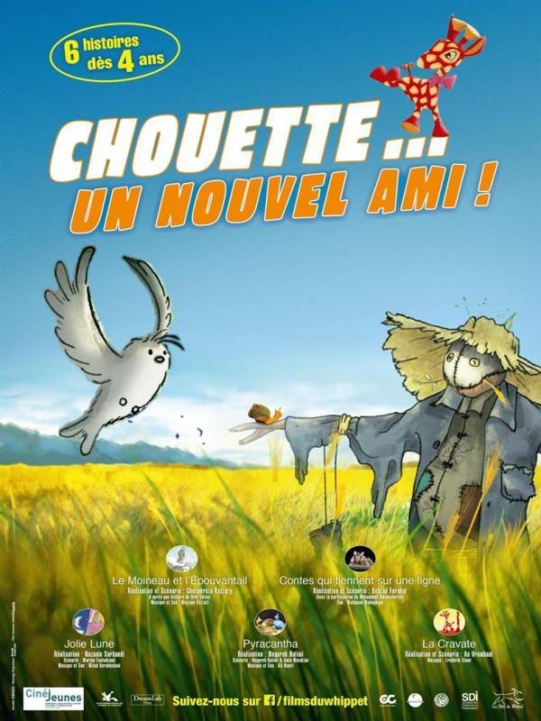 Affiche de Chouette..un nouvel ami !