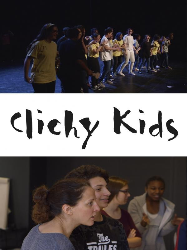 Affiche de Clichy Kids