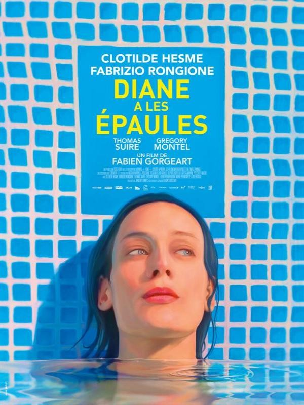 Affiche de Diane a les épaules
