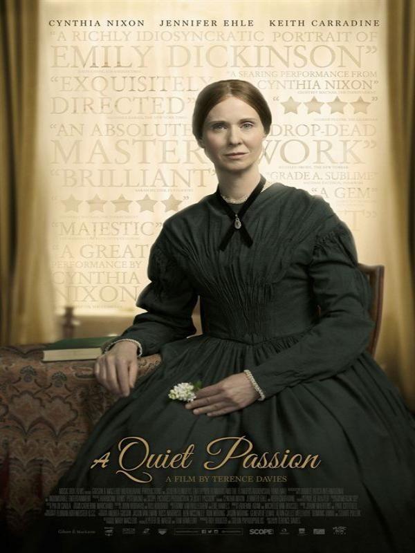 Affiche de Emily Dickinson, A Quiet Passion