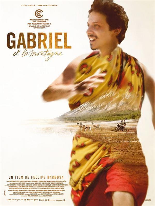 Affiche de Gabriel et la montagne