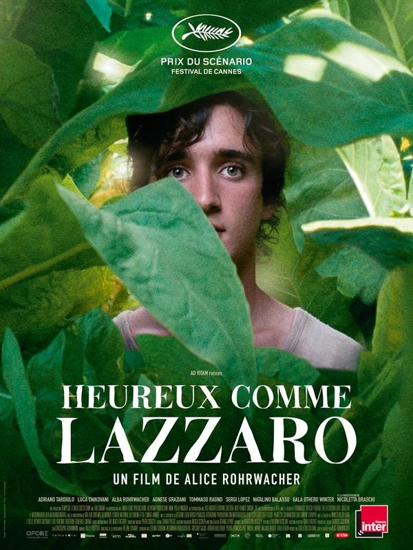 Affiche de Heureux comme Lazzaro