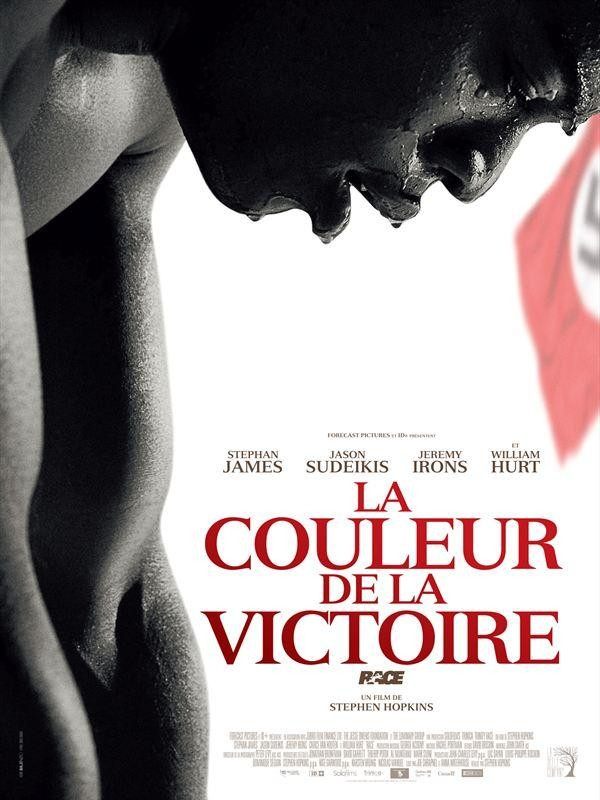 Affiche de La Couleur de la victoire