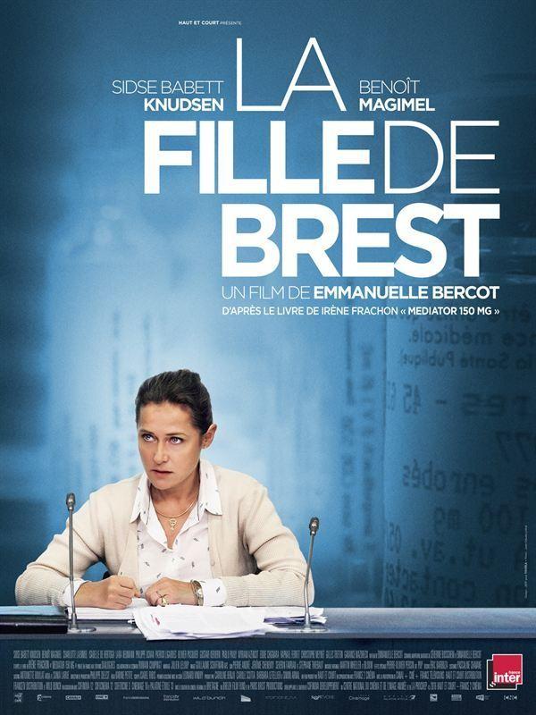 Affiche de La Fille de Brest