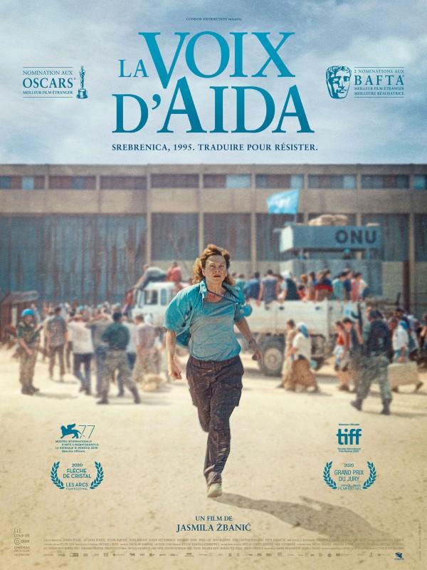 Affiche de La Voix d'Aida