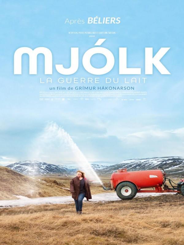 Affiche de Mjolk