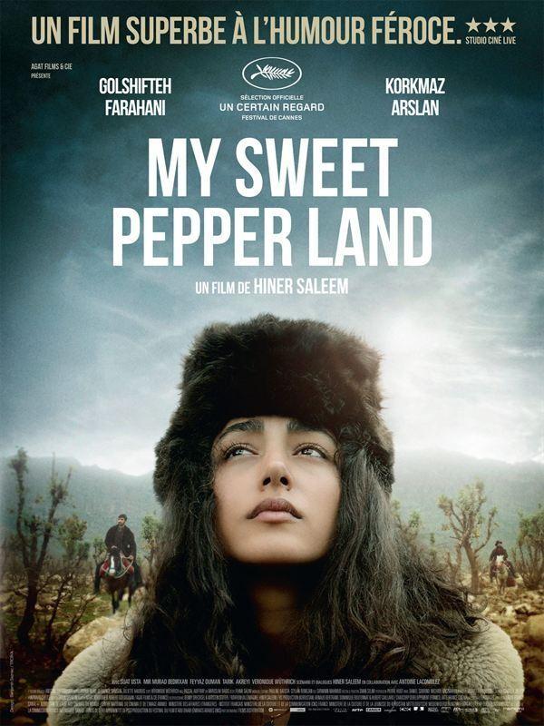 Affiche de My Sweet Pepper Land