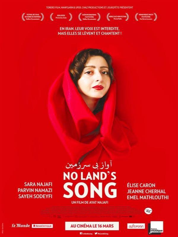 Affiche de No Land's Song