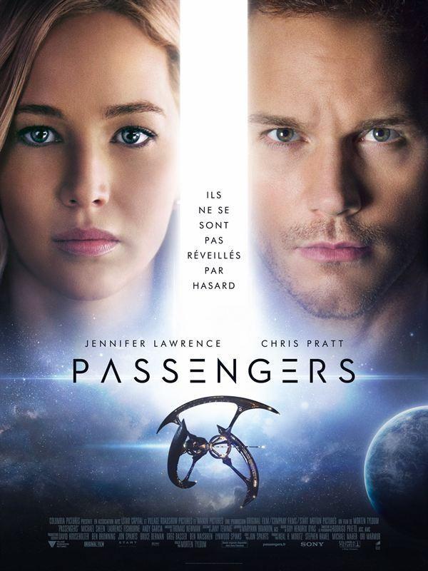 Affiche de Passengers