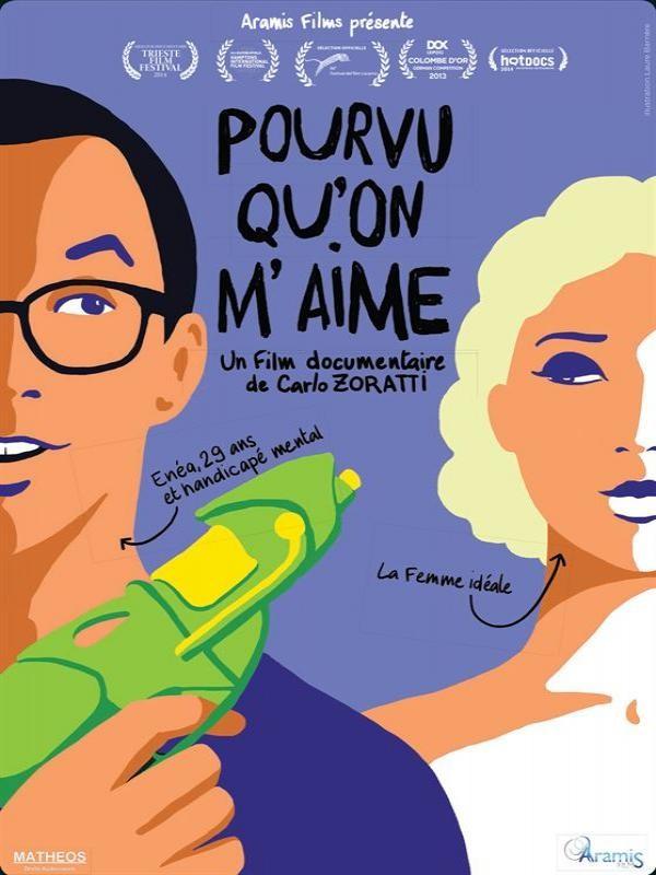 Affiche de Pourvu Qu'on M'aime