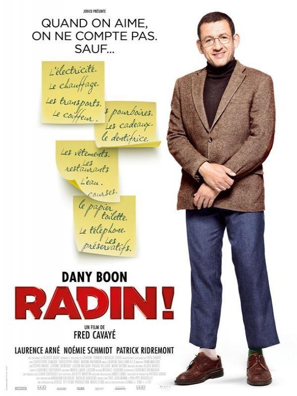 Affiche de Radin !