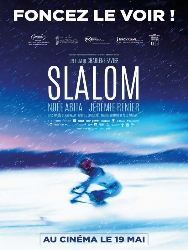 Affiche de Slalom