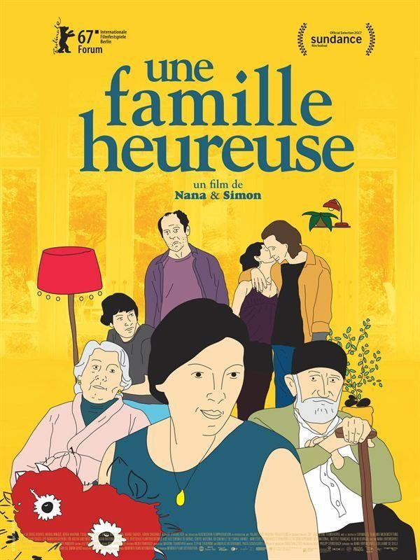 Affiche de Une Famille heureuse