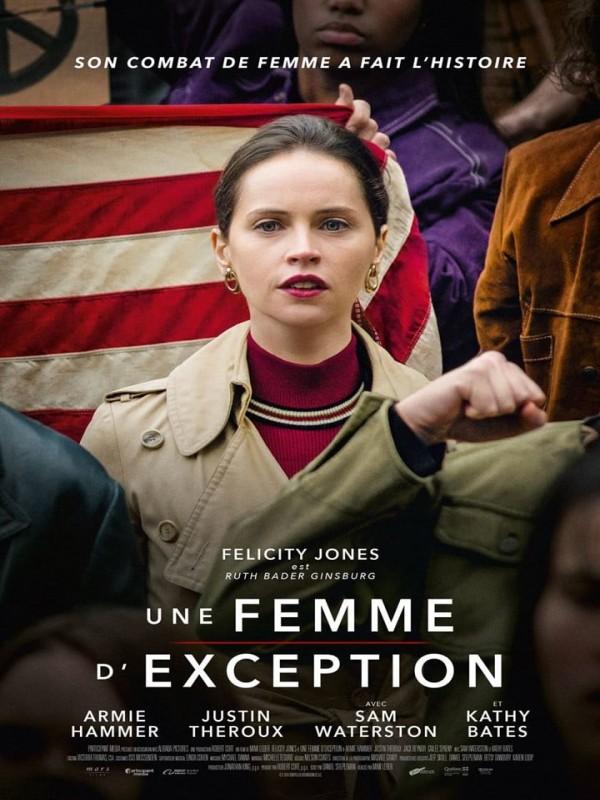 Affiche de Une femme d'exception